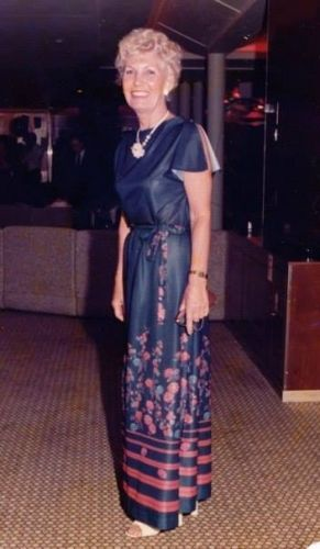 Beryl Isabel Nock
