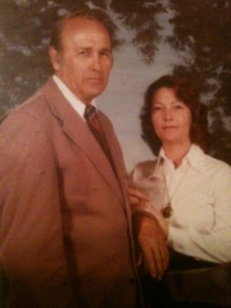 Margaret and Charles F Perry