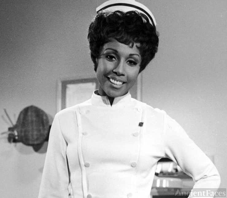 Diahann Carroll - TV Actress 1968