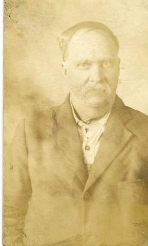 My Great Grandfather John W Stafford