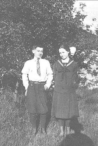 Bill (Willie) & Constance (Connie) Tasker