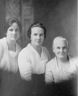 A photo of Bessie Belle Breitenbucher