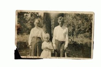 Griffith and Marsh Family