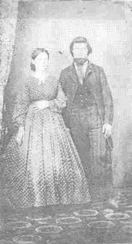 Benjamin and Mary Ecker Carpenter