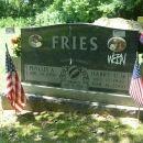 Harry Fries gravesite