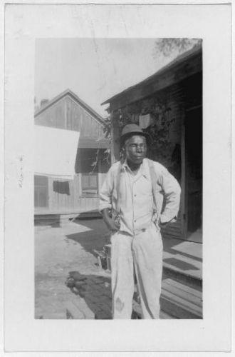 John James, ex-slave, Ft. Worth
