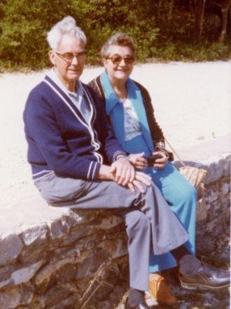 Dorothy Emily & Earl Van Kleeck