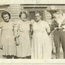 Rosie Bass Family