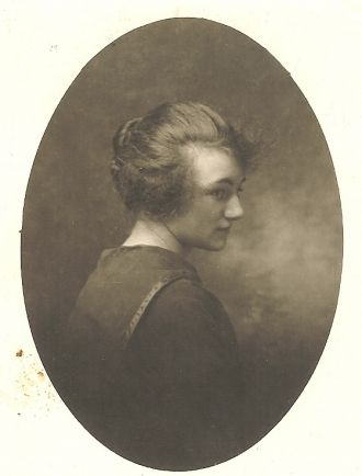 A photo of Doris Damon Brown