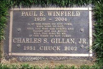 A photo of Charles S Gillan Jr