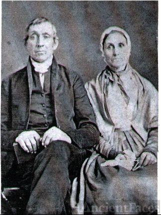 Joel and Rachel (Tapscott) Hutchin