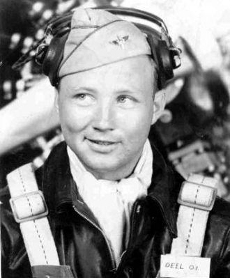 Ollie Ivan Deel in World War II