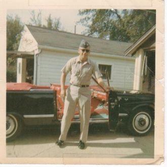 2nd Lt David Rafferty in Lansing, Mi