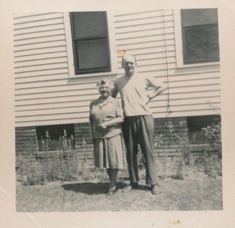 Eleanora & James Remington, Ohio