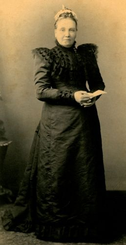 Jane (Swan) Aitchison