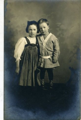 Helen and Wayne Carr