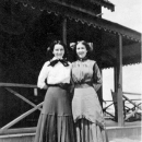 Mable Gates and Mollie, Plum Island