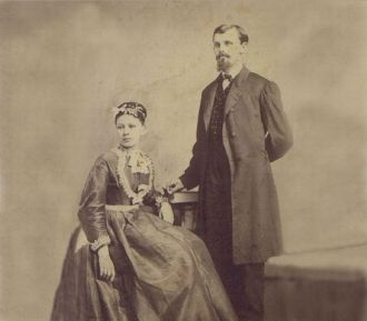 James & Sophia Agnes Bilbo Gamble