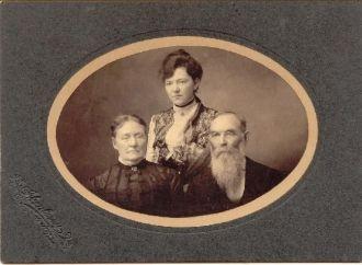 John Patton Beatty family
