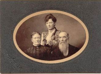 John Patton Beatty family