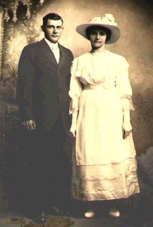 Harvey J. Denny and Annie Smart