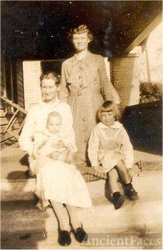 Ozema & Lillian Davis, with her grandaus