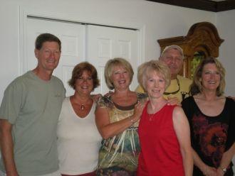 The Brann & Printz family, Indiana