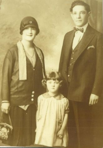 Martha, Alfred, and Mildred Kegel