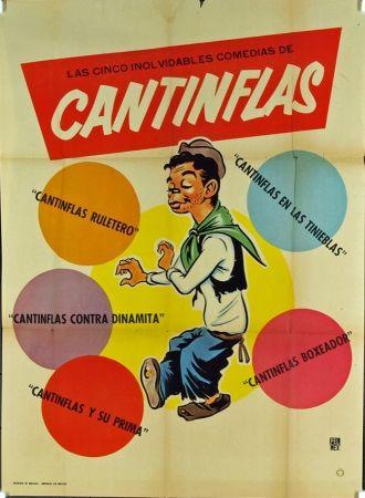 """Cantinflas"" Mario Moreno"