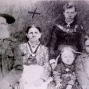 William & Stacy Maybell (Sikes-Cotton) Pierce Fam.