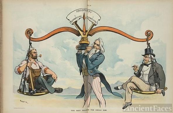 The best balance for Uncle Sam / Keppler.