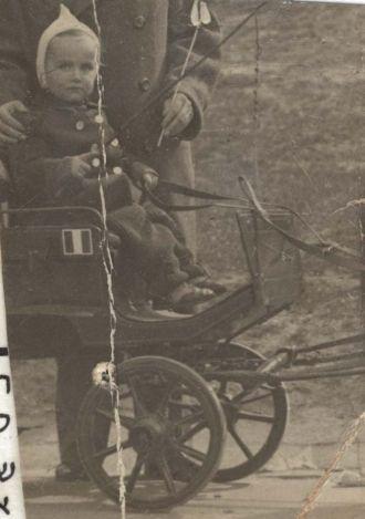 Agi Fischer 1944