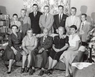 James & Jolea Ingram family