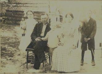 Samuel and Ella Hartzell Family