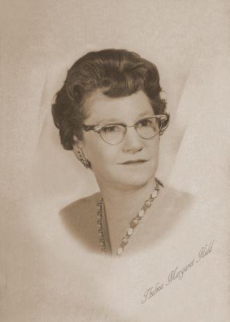 Thelma M Maynard