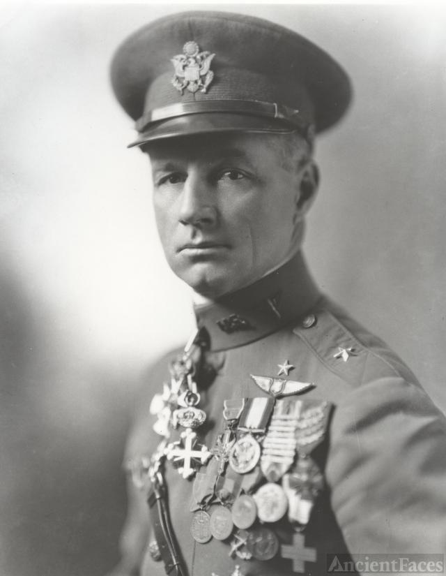 William Lendrum  Mitchell
