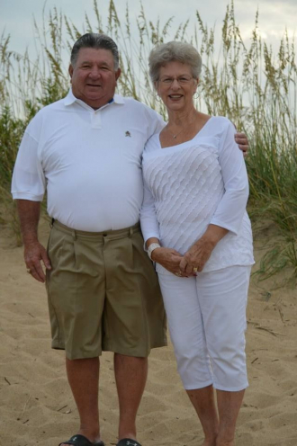 Gary Leigh Everton & Carolyn D. (Dudley) Everton