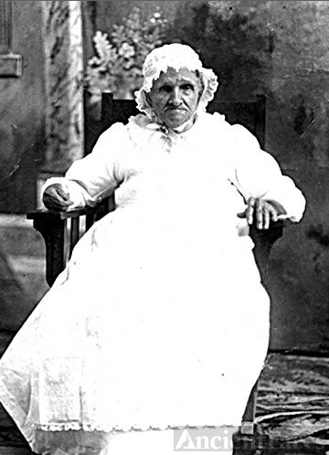 Grandma Mathis