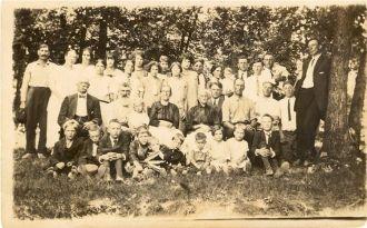 John G. Fleshman family