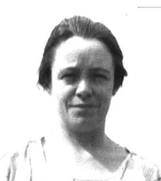 A photo of Agnes C Gruschow