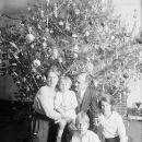 Dickey Christmas tree, 1921