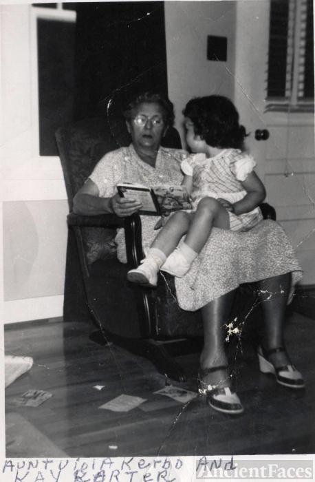Viola Rutledge & Kay Carter