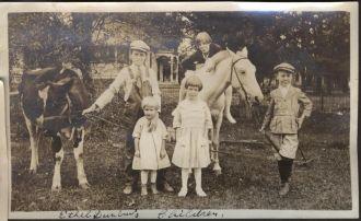 Ethel Dunbar's Children