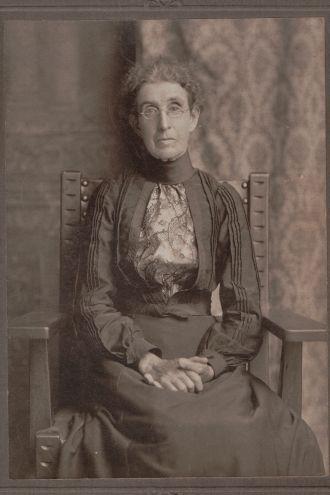 Martha Elvira Gaston (Jones)