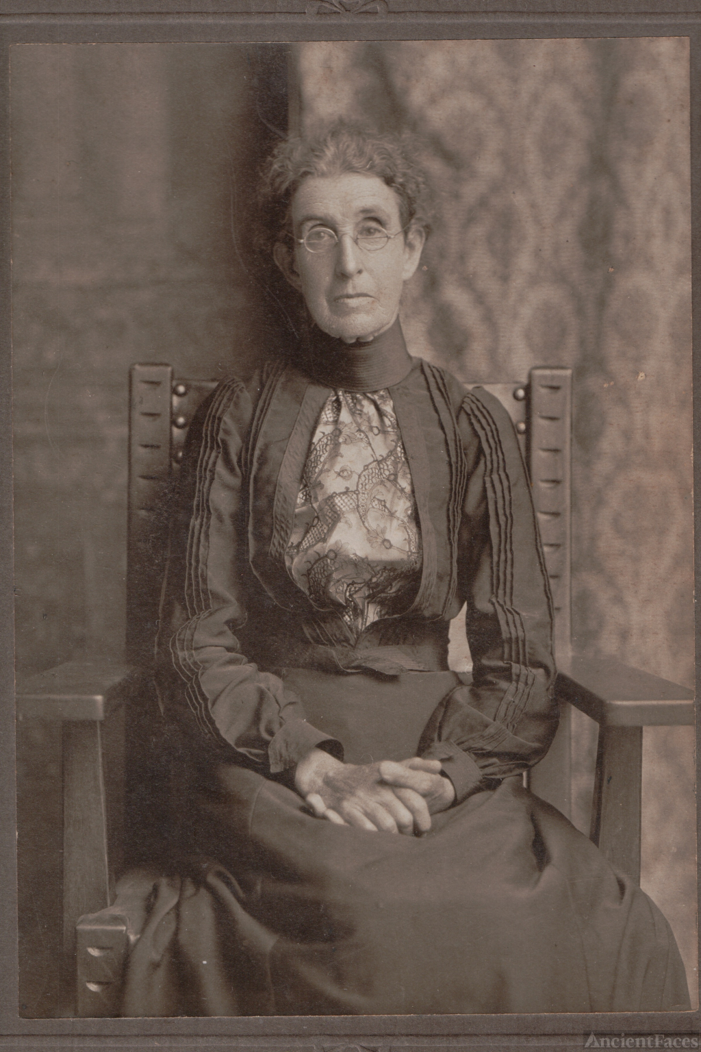 Martha Elvira Gaston (Jones)