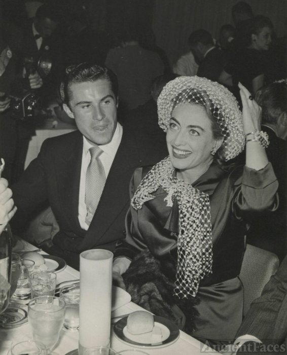 Peter P Shaw and Joan Crawford