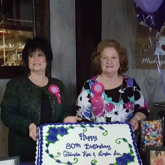 Linda Lee (Henry) Williams's 80th birthday