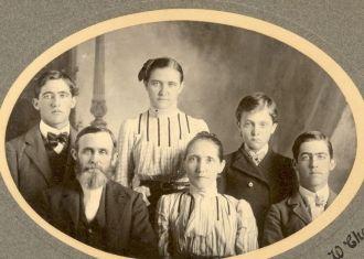 Henry  P. Adams  Family