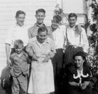 Denny and Portlock Families