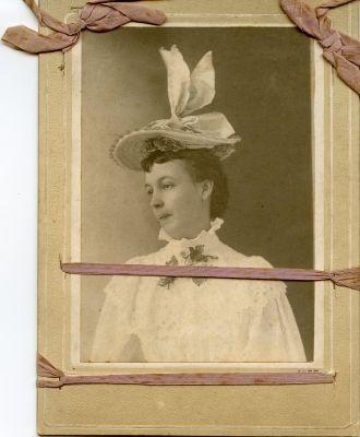 A photo of Minnie Gertrude Cameron